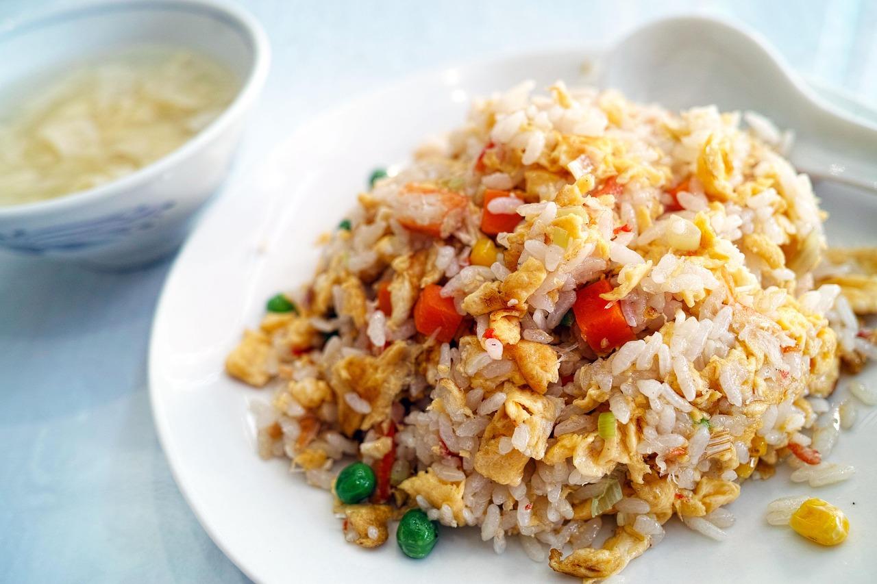 Χρησιμοποιήστε αυτό το λάδι στο μαγείρεμα του ρυζιού σας και κάψτε λίπος και θερμίδες