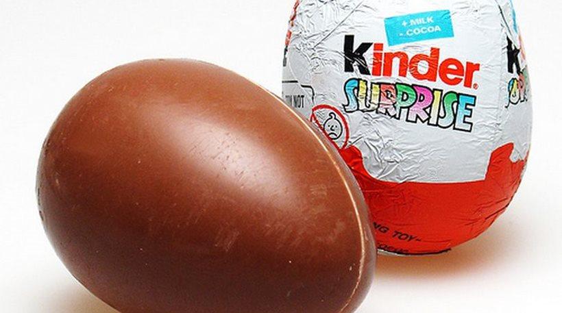 Εσείς ξέρετε γιατί η θήκη του παιχνιδιού μέσα στο αβγό-έκπληξη της Kinder είναι πάντα κίτρινη;