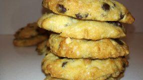 Cookies νηστίσιμα