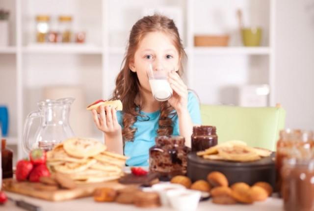 Τα παιδιά τρώνε στο πρωινό τη μισή ζάχαρη της ημέρας