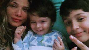 Δύσκολες ώρες για την Αγγελική Ηλιάδη: Στο νοσοκομείο ο μικρός γιος της