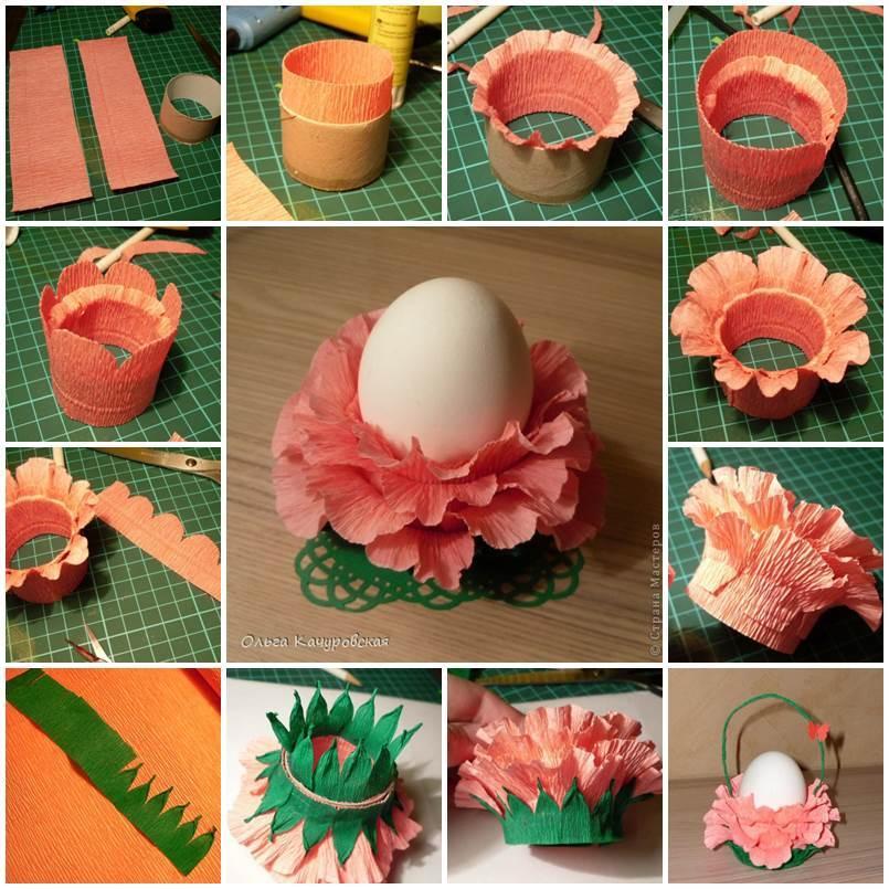 Φτιάξτε υπέροχα πασχαλινά αυγά με quilling!
