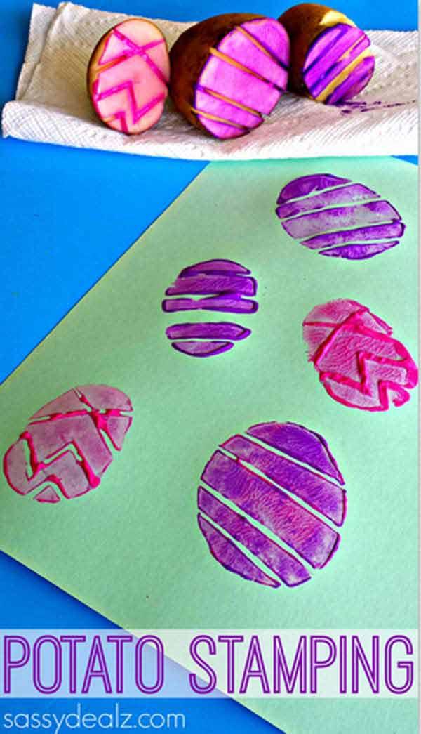 Εύκολες πασχαλινές κατασκευές που μπορείτε να κάνετε με τα παιδιά σας