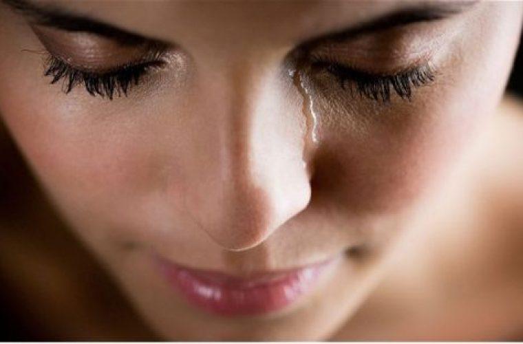 Ξεσπάστε ελεύθερα: Να γιατί το κλάμα κάνει καλό στην υγεία