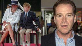 Ο πρώην εραστής της Diana παίρνει θέση: Είναι ο πατέρας του πρίγκιπα Harry;