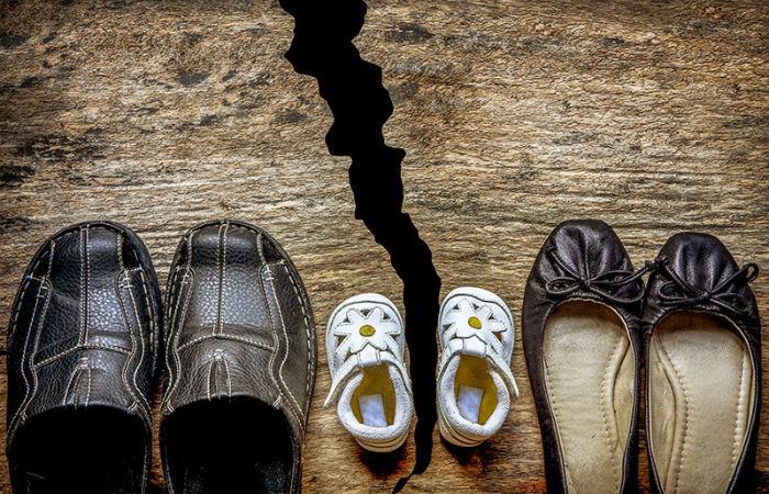 Δύσκολα ξεπερνάς τον χωρισμό των γονιών σου…
