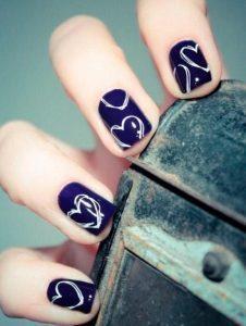 26 υπέροχα σχέδια για κοντά νύχια για την άνοιξη!