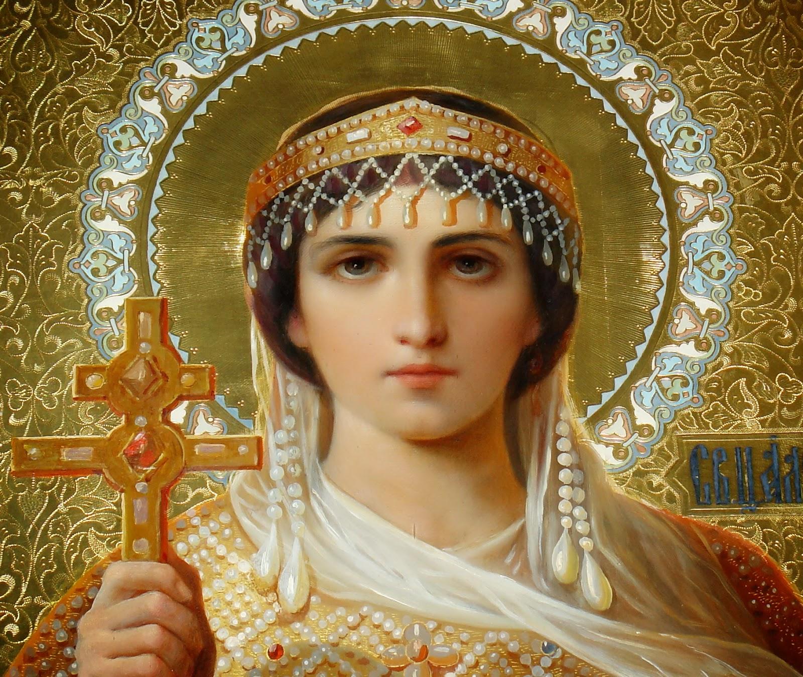 Η Αγία Υπομονή (†13 Μαρτίου 1450)