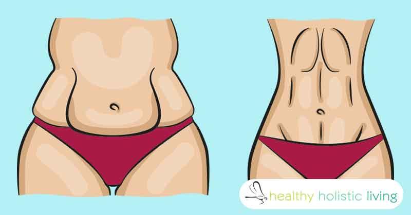 6 λεπτά την ημέρα είναι αρκετά για να εξαφανίσετε το λίπος της κοιλιά σας!