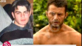 «Survivor»: Δείτε παλαιότερες φωτογραφίες του Γιώργου Αγγελόπουλου