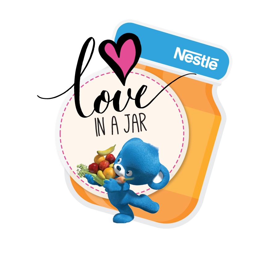 "Nestlé ""Love in Jar"": Όλη μας η αγάπη σε ένα βαζάκι"