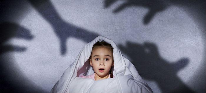 Γιατί τα παιδιά βλέπουν εφιάλτες;