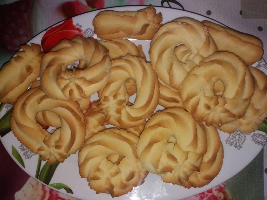 Μπισκότα Βουτύρου ό,τι καλύτερο έχετε φάει ποτέ!