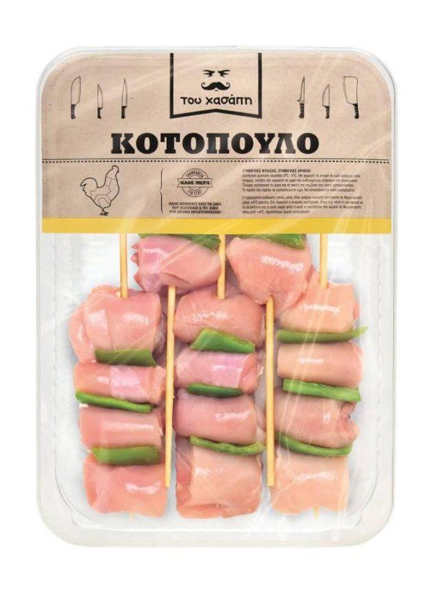 ΕΦΕΤ: Ανακαλείται σουβλάκι κοτόπουλου γνωστού σούπερ μάρκετ λόγω σαλμονέλας