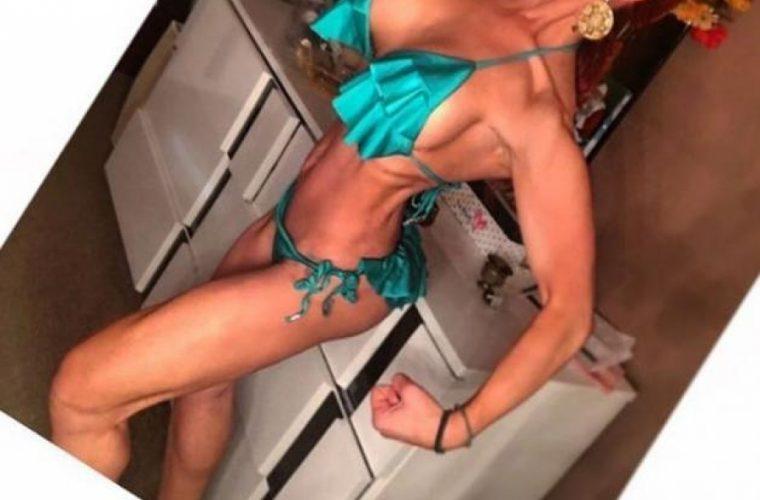 Σοκαριστικό! Ελληνίδα τραγουδίστρια μεταμορφώθηκε σε αθλήτρια bodybuilder!
