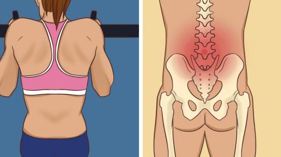 Οι 7 καλύτερες ασκήσεις για να ''χτίσετε'' μυς και να ανακουφίσετε το πόνο της πλατης!