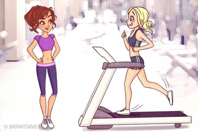 8 πράγματα που δεν πρέπει ποτέ να κάνετε στο γυμναστήριο