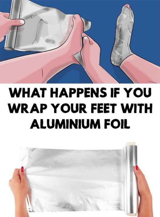 Απίστευτα κόλπα με αλουμινόχαρτο που θα σας λύσουν τα χέρια!