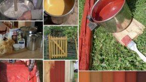 Φτιάξτε σπιτική μπογιά με αλεύρι, χωρίς τοξικές ουσίες που έχει διάρκεια 5 με 10 χρόνια!