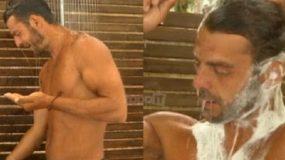 Survivor: Ο Γιώργος Αγγελόπουλος έκανε μπάνιο και «κατέρρευσε» ο γυναικείος πληθυσμός!