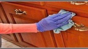 Ψάχνετε τρόπους για να ξεφορτωθείτε την σκόνη από τα έπιπλα σας; Φτιάξτε το μαγικό καθαριστικό που θα σας σώσει!