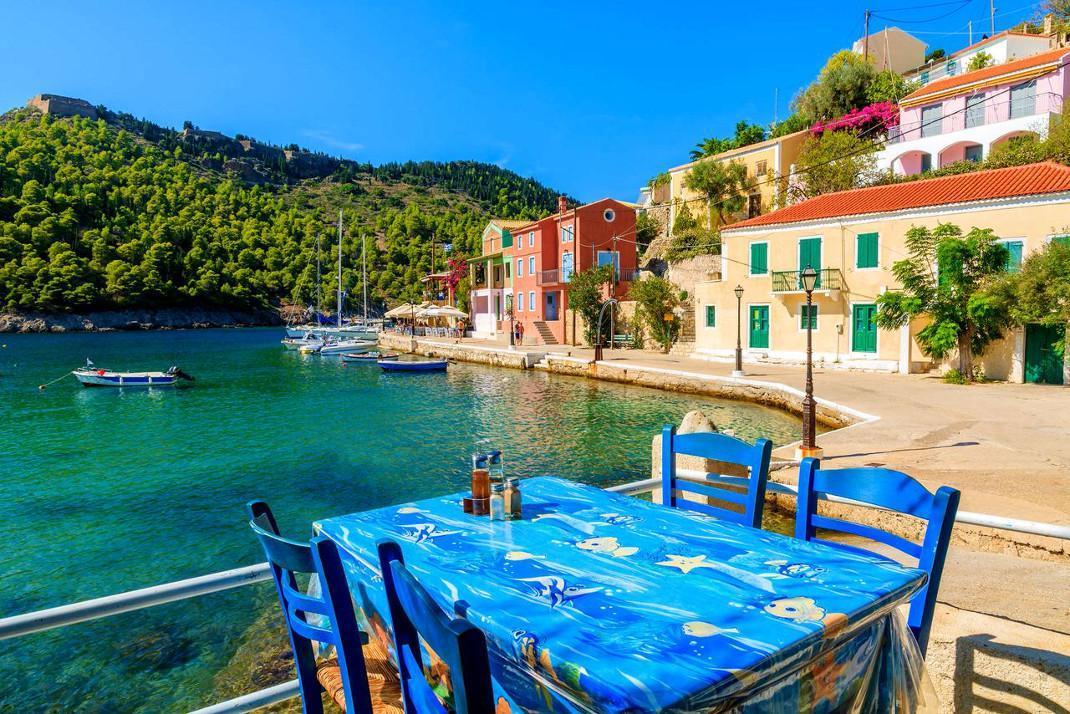 Tο ελληνικό χωριό που νομίζεις ότι βγήκε από καρτ ποστάλ! Δείτε που βρίσκεται(εικόνες)
