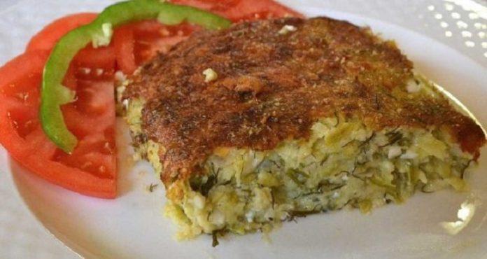 Σφουγγάτο Μυτιλήνης! Παραδοσιακό, εύκολο και πεντανόστιμο φαγητό