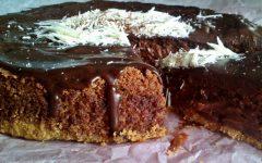 Μπισκοτοσοκολατόπιτα – Ένα τέλειο γλυκό σοκολάτας