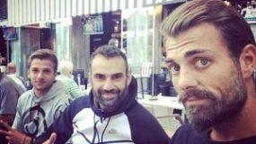 SURVIVOR: Χανταμπάκης και Χούτος ετοιμάζουν δουλειά μαζί