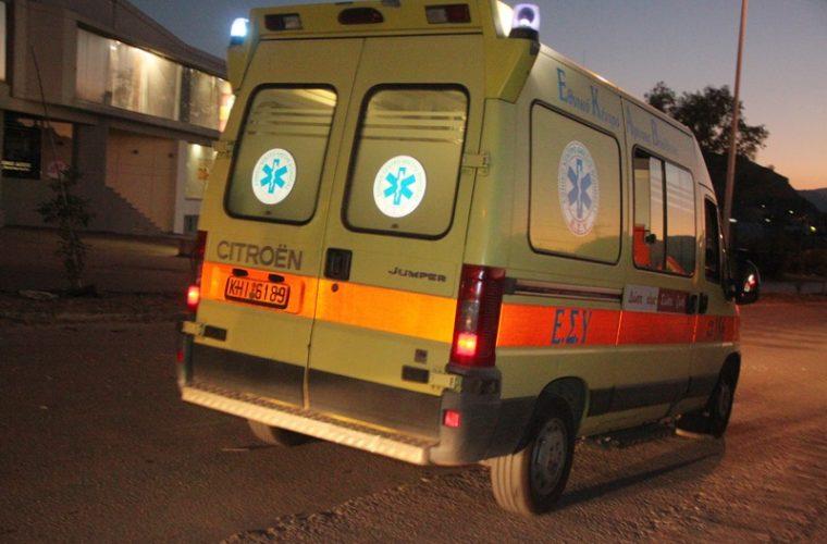 Σοκ : 2χρονο παιδί έπεσε από μπαλκόνι - Κρίσιμη η κατάσταση του