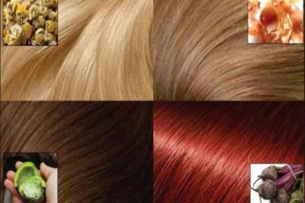 Βάψτε τα μαλλιά σας χωρίς την χρήση χημικών!