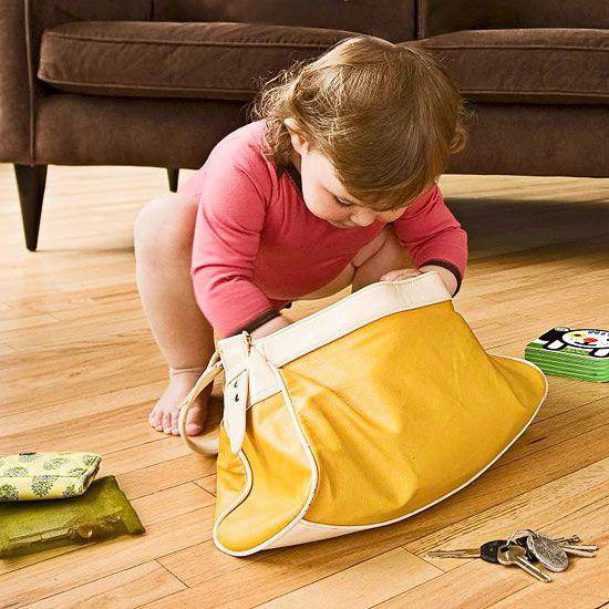 Ποια αντικείμενα καθημερινής χρήσης είναι επικίνδυνα για τα παιδια;
