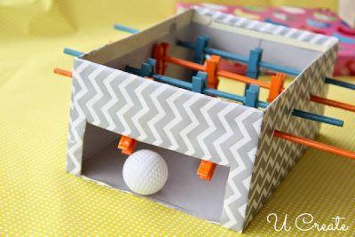 Περάστε δημιουργικό χρόνο με το παιδί σας, φτιάχνοντας αυτά τα απίστευτα παιχνίδια!