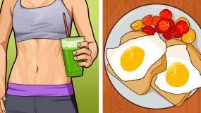 10 σνακς που θα κάψουν το λίπος σας