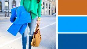 Οι ιδανικότεροι συνδυασμοί χρωματισμών στα ρούχα!