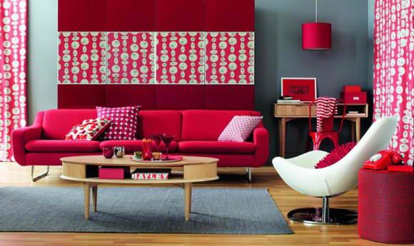 Οι 26 καλύτεροι συνδυασμοί χρωμάτων για ένα εντυπωσιακό σαλόνι!