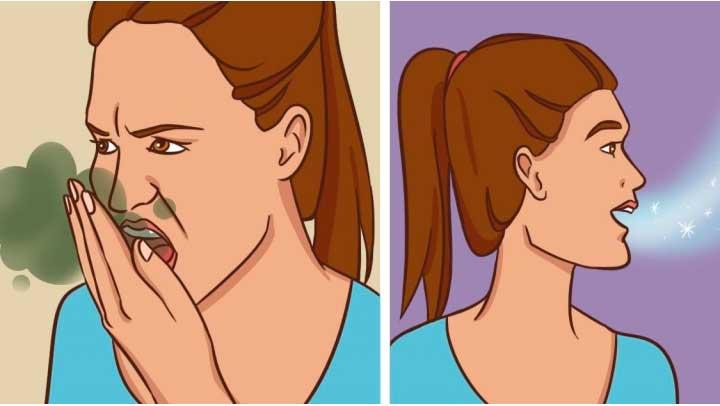 Έχετε άσχημη αναπνοή; Με αυτή τη φυσική συνταγή ποτέ ξανά!