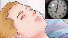 Έχετε αϋπνίες; Κοιμηθείτε σε λιγότερο από ένα λεπτό με αυτό το απλό κόλπο!