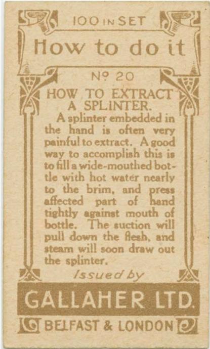 Απίστευτα κόλπα που ανακαλύφθηκαν πριν 100 χρόνια και είναι χρήσιμα ακόμη και σήμερα
