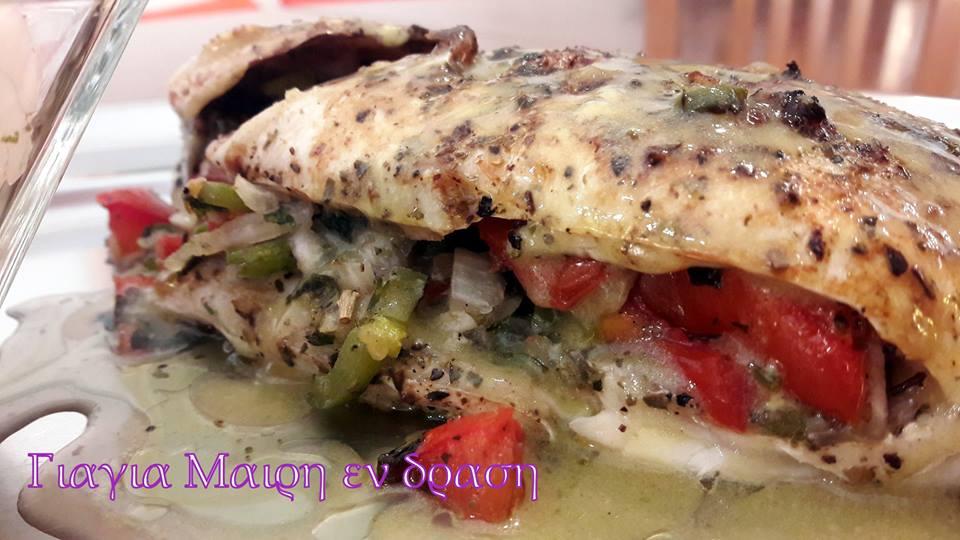 Νόστιμες συνταγές με ψάρι
