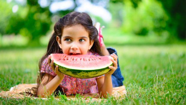 Η διατροφή των παιδιών το καλοκαίρι