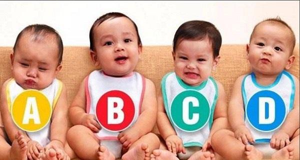 Ποιό από τα μωρά είναι κορίτσι; Απίστευτο τεστ που αποκαλύπτει ενδιαφέροντα στοιχεία για την προσωπικότητά σας!