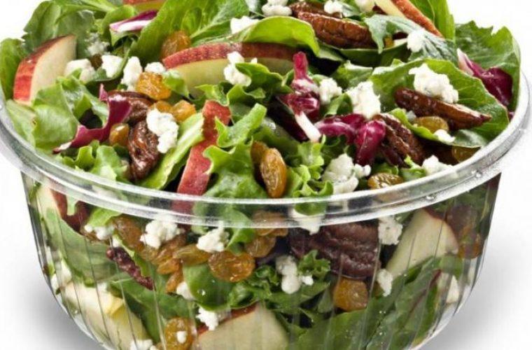 Οι επιστήμονες εξηγούν γιατί πρέπει να μένεις μακριά από τις συσκευασμένες σαλάτες!
