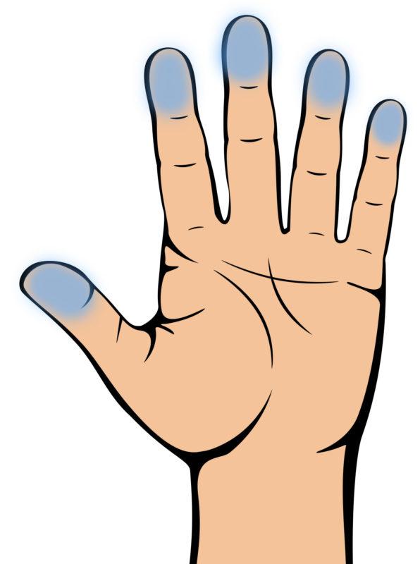 7 πράγματα που μπορούν να πουν τα χέρια για την υγεία μας