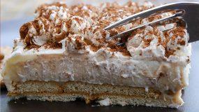Το πιο ωραίο & Δροσερό γλυκό ψυγείου Vanilla pudding !!!