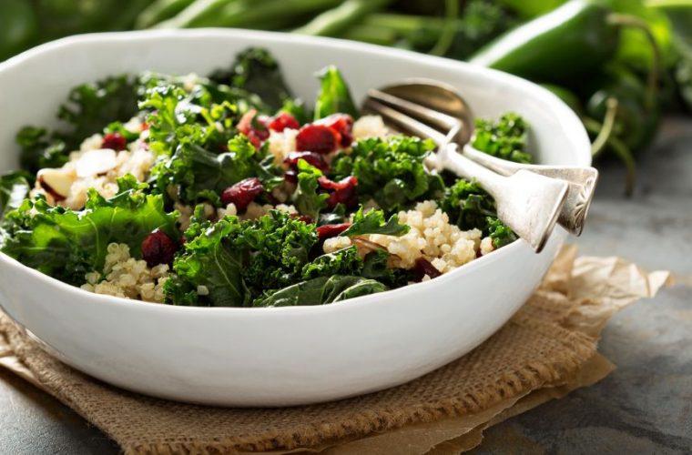 4 λαχανικά που έχουν περισσότερο σίδηρο από το κρέας