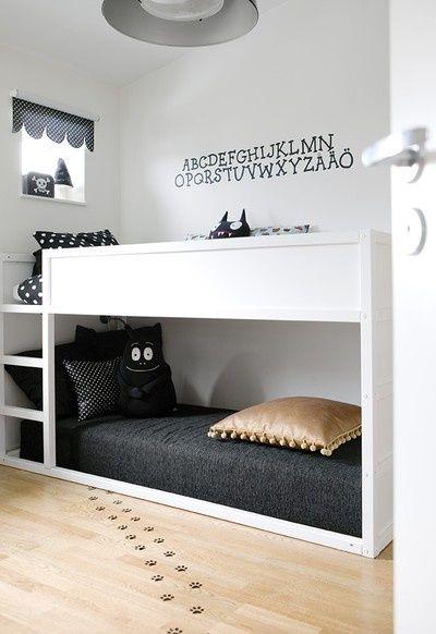 Απίθανες ιδέες για αγορίστικα παιδικά δωμάτια !