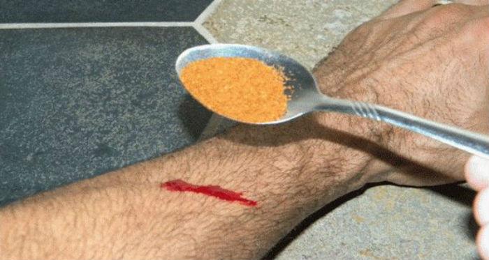 Αιμορραγία: Δείτε ποιο μπαχαρικό την σταματάει