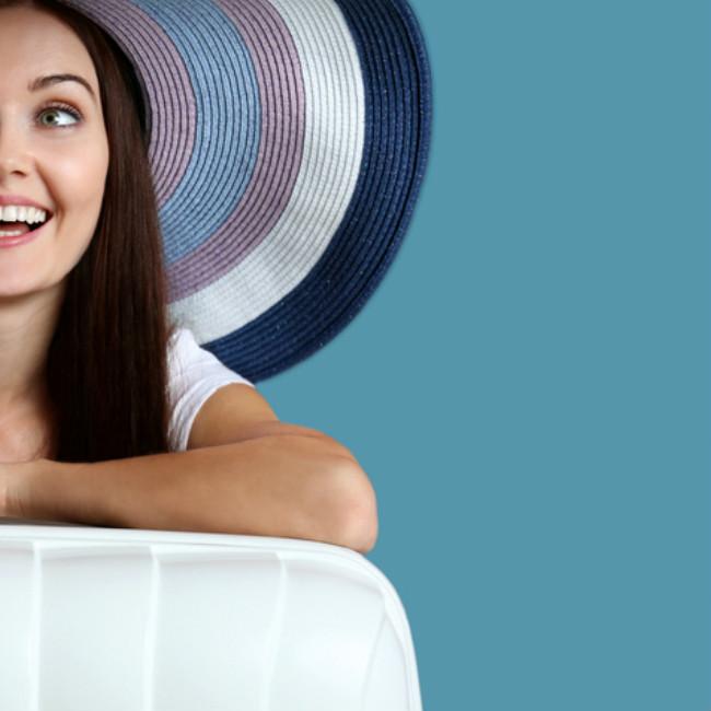 Βαλίτσα διακοπών: 10 tips για να την οργανώσεις εύκολα, σωστά και γρήγορα