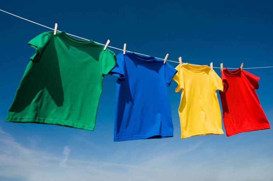 Πως να δεις αν τα ρούχα σου βγάζουν χρώμα
